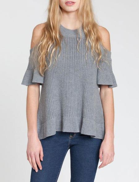 dra Amaya Sweater - Graphite