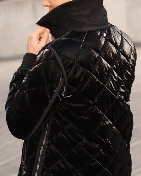 Adroit Amy Coat - Black