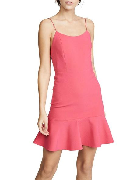 Alice + Olivia Andalasia Dress - Watermelon