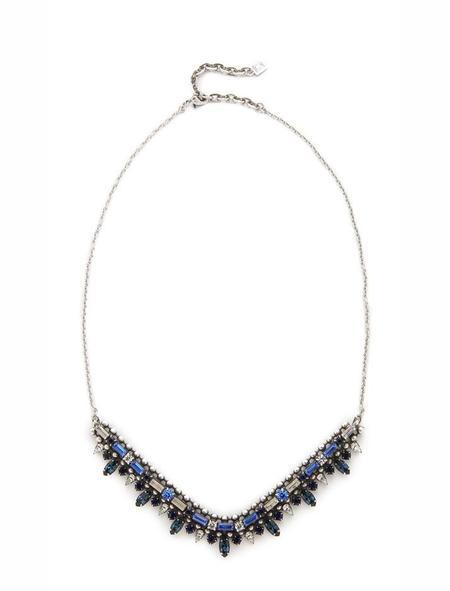 Dannijo Arabia Necklace - Silver