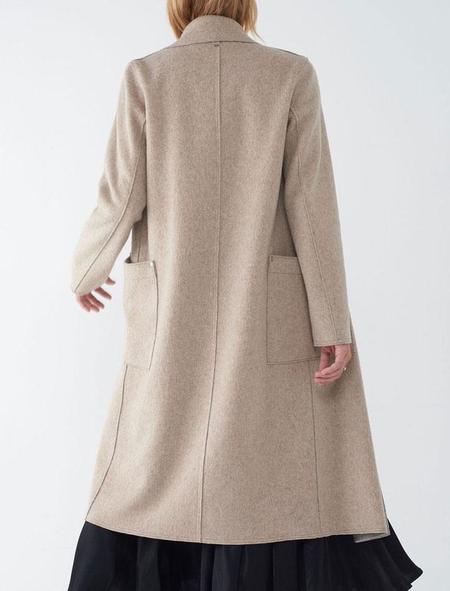 SOSKEN bella coat - oatmeal