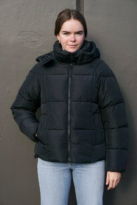 Just Female ASPEN DOWN JACKET - black
