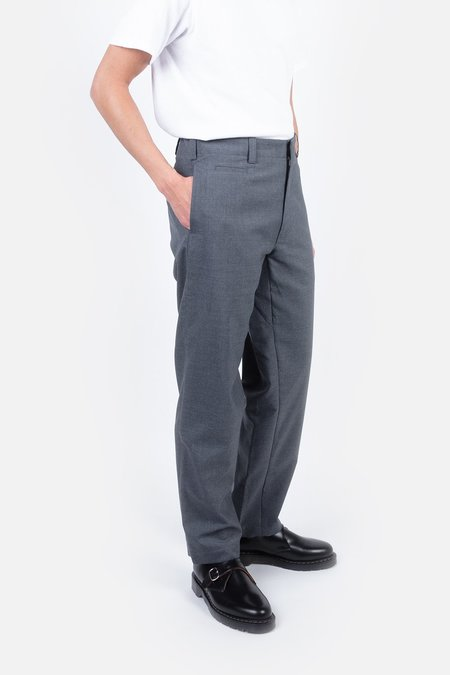 Nanamica Club Pants - Heather Gray