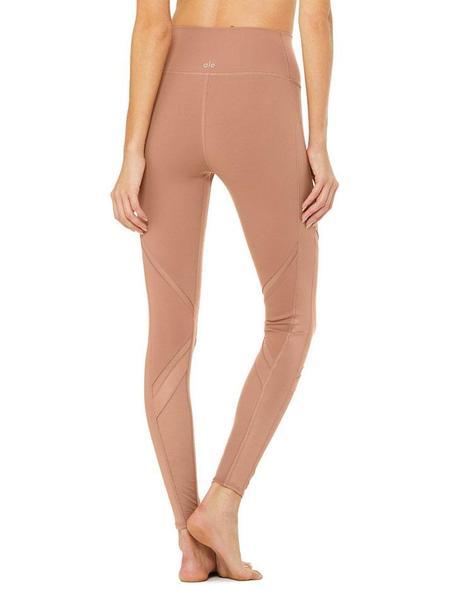 Alo Yoga High waist epic legging - rosewater