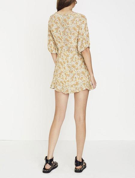Faithfull The Brand Jeanette Dress - zoella floral