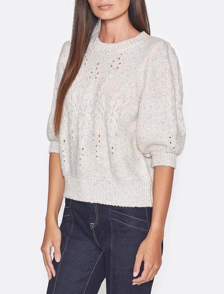 Joie Joza Sweater - Winter White