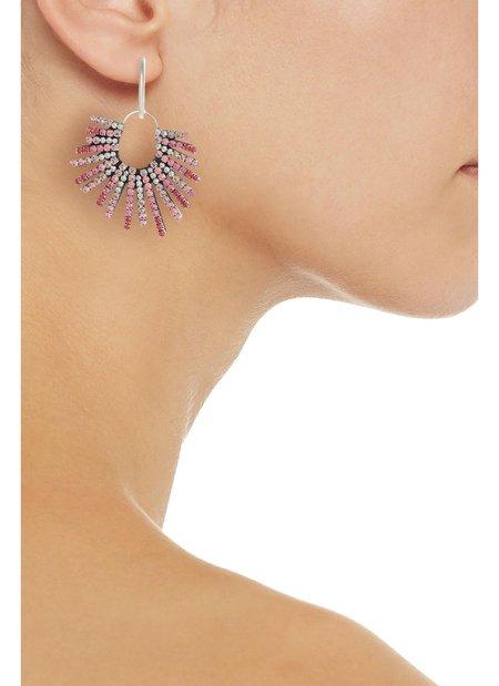 Dannijo Kraviz Earring - Pink