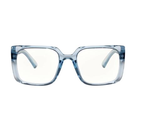 MERAKI BOUTIQUE The Book Club: FAIRY DROPPINGS eyewear - CERULEAN BLUE