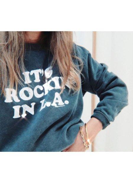 NEWTONE Roller Sweatshirt Rockin - Pepper