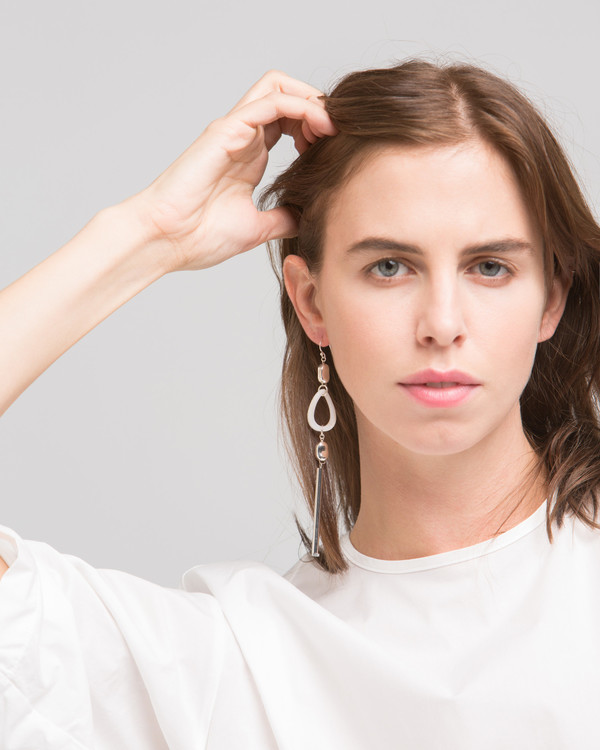 Rue Cecilie single earring