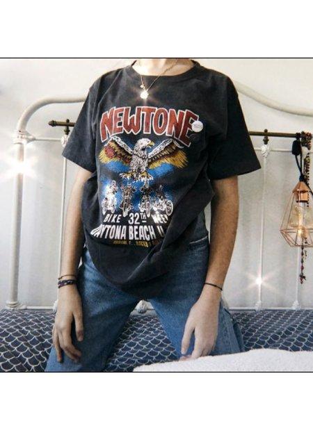 NEWTONE Trucker Tee Shirt Convention - Pepper
