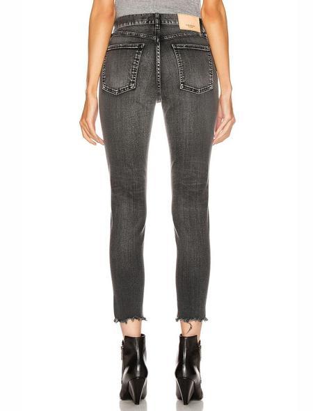 MOUSSY Westcliffe Skinny Jean - Light Black