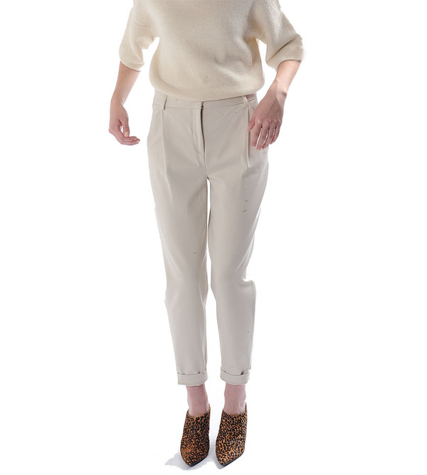 Nanushka Stretch Jersey Trouser