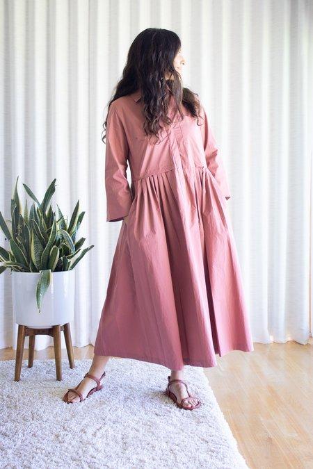 Odeeh Terracotta Dress - Pink