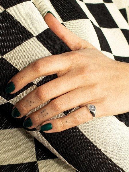 Gilbert Hypnosis Ring - Silver