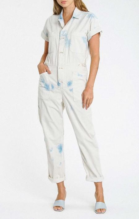 Pistola Grover Short Sleeve Field Suit - Blue Surf