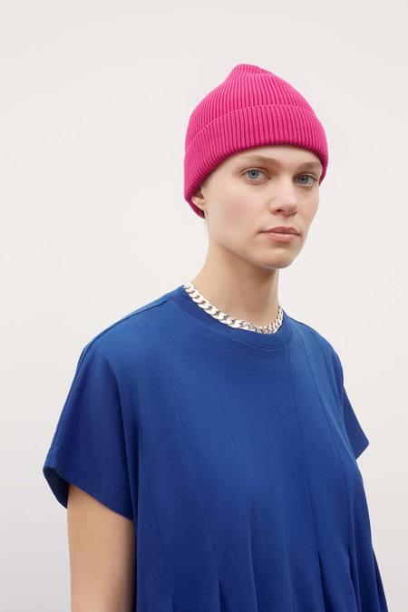 Kowtow Folding Top - bright-blue