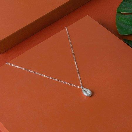 TheCanoShoe Concha Necklace - Silver