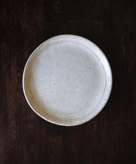Ceri Hoover Speckled Ceramic App Plate