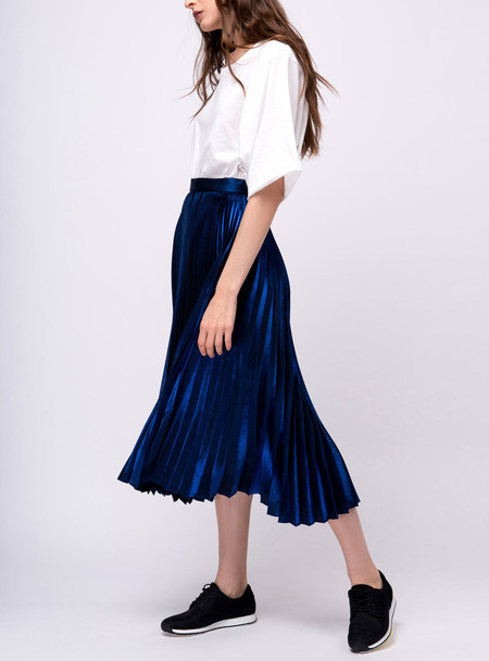 Series Noir Kelly Skirt - Electric Blue
