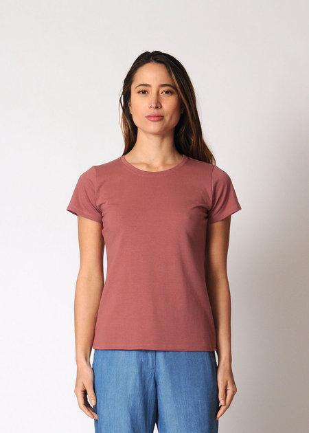 Conifer T-shirt - Rose