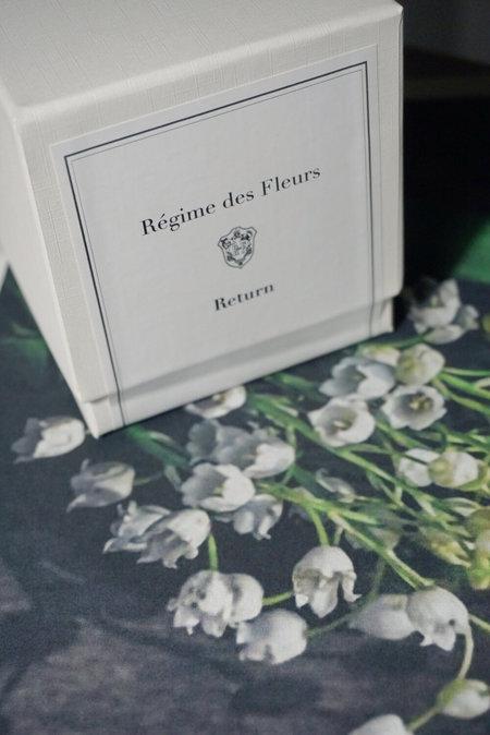 Régime Des Fleurs Return Perfumed Candle