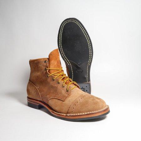 Wesco Hendrik British Boot - Tan