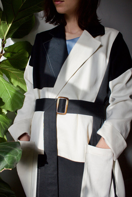 Patchwork Trench