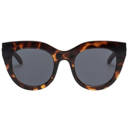 Le Specs Air Heart Sunglasses - Tortoise
