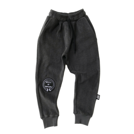 kids LITTLE MAN HAPPY Society of Awesome Track Pant