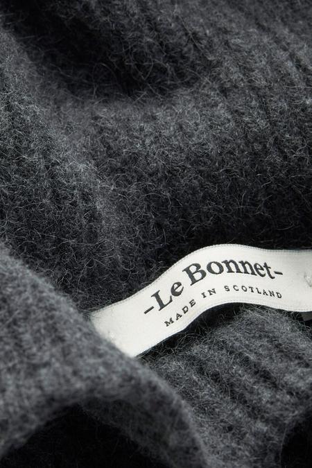 Unisex Le Bonnet Beanie - Graphite