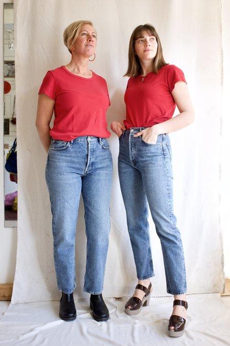 AGOLDE 90s Pinch Waist Jeans - Navigate