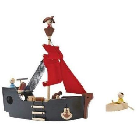 Kids Plantoys Pirate Ship