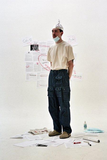 Engineered Garments FA 8oz Cone Denim Pant - Indigo