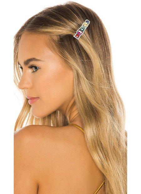 Dannijo Pia Hair Comb pin - multi