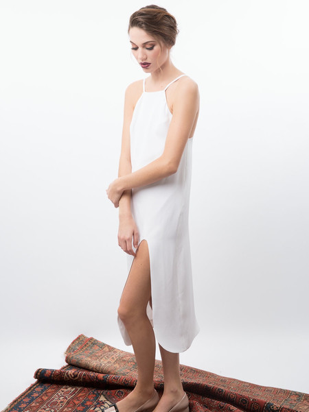 Karla Spetic Allure Dress - White