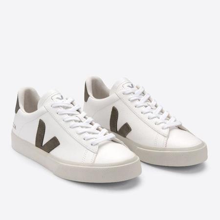 VEJA Campo Sneakers - Extra White/Kaki