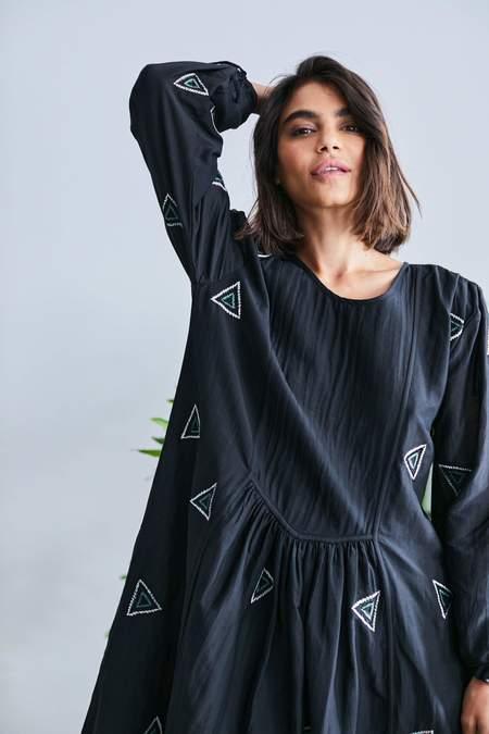 RUJUTA SHETH Tanya Dress - Night