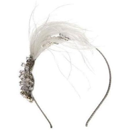 Kids Tutu Du Monde Dallas Headband - Silver