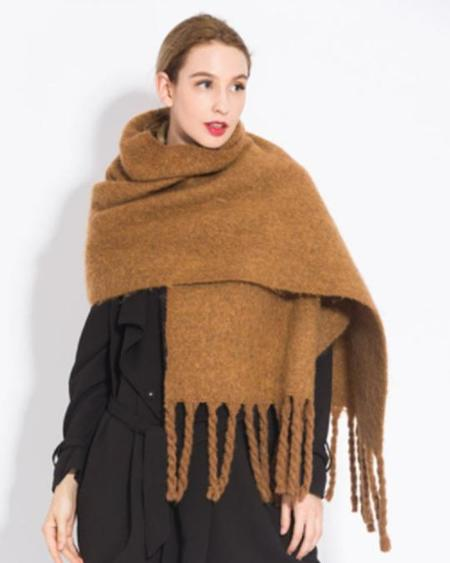 Persons Blanket Scarf