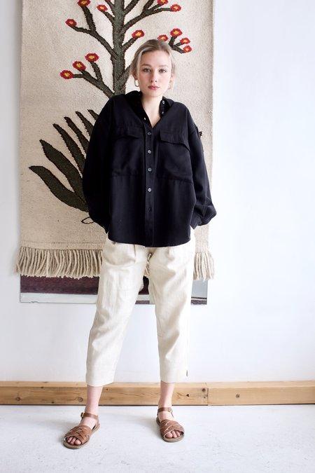 Rita Row Olivia Shirt - Black
