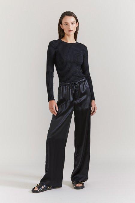 Laing Home Sachi Silk Pant - Black