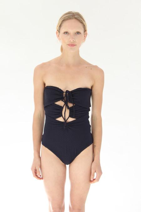 Rachel Comey Indra Swimsuit Navy