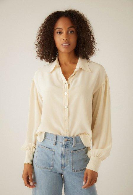R.G. Kane City Shirt - Cream