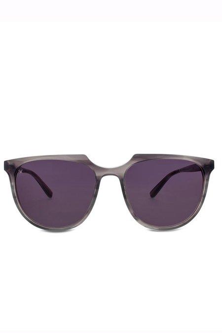 Smoke x Mirrors Blitzkreig sunglasses - Grey Bucolic