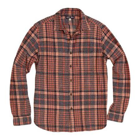 Alex Mill - Flannel Button Down Shirt