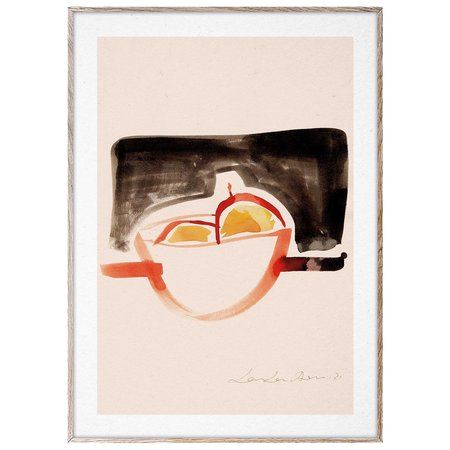 Paper Collective The Bowl Print by Loulou Avenue
