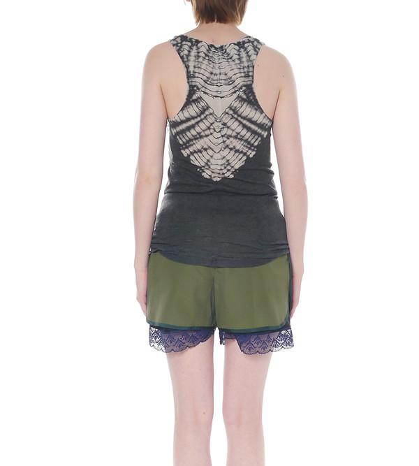 Raquel Allegra Tie Dye Tank Top