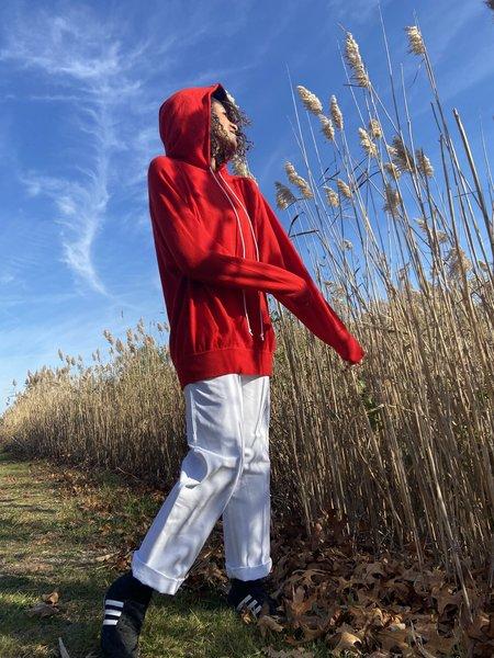 UNISEX Yesaet Niguse RE- Imagined 100% cashmere hoodie