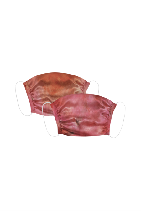 KES Peace 2 in 1 pack Face Covering - Madder